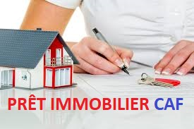 PRÊT IMMOBILIER CAF
